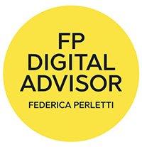 fp digital advisor - federica perletti logo